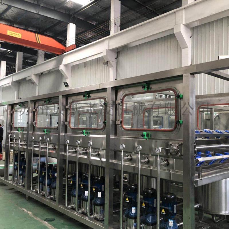 桶装水灌装机 灌装机厂家 大桶水灌装机