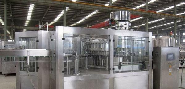 啤 饮料生产线【玻璃瓶、易拉罐】-科信您  合作伙伴