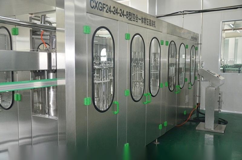 (郑州/饮料设备)果蔬汁复合饮料生产线|全自动饮料生产设备
