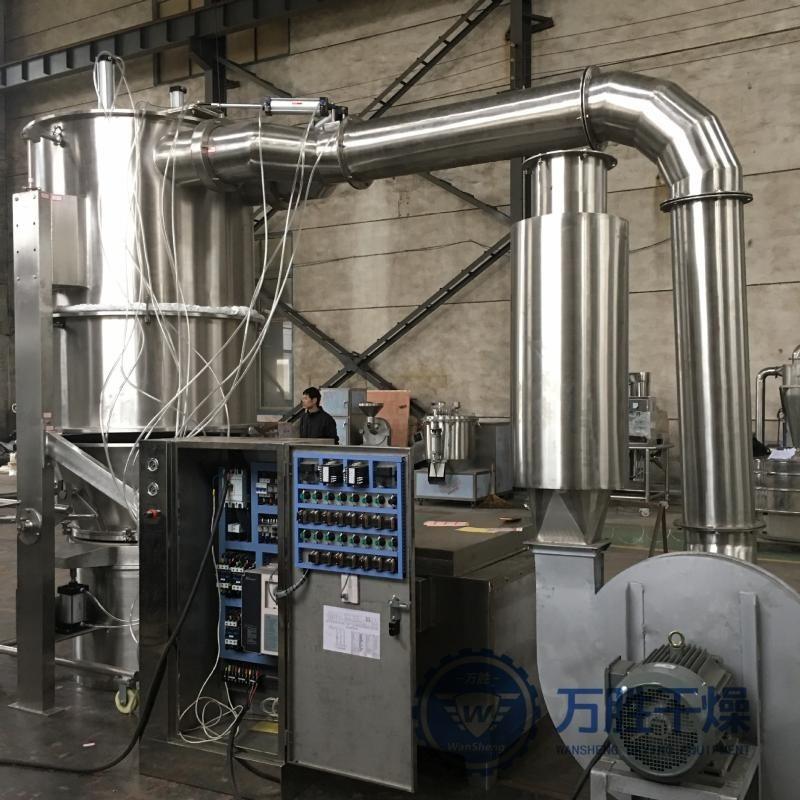 FL沸腾粉末制粒干燥机速溶粉混液制粒干燥机  沸腾制粒干燥机