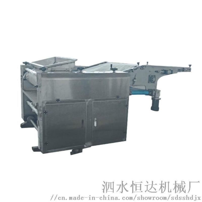 不锈钢饼干机生产线 泗水恒达400型饼干机生产线