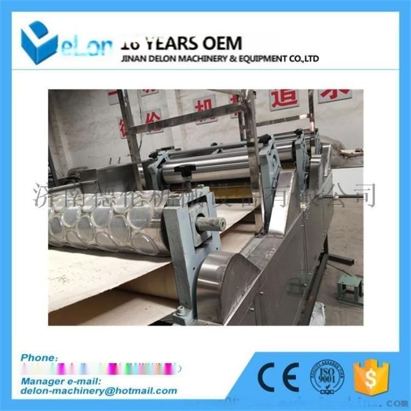 山东济南石头饼机械设备
