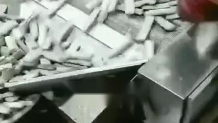 蛋挞液隧道式速冻机 汉堡店食品通用速冻机