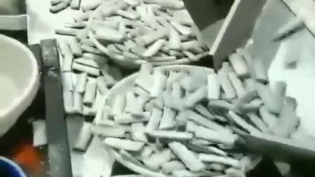隧道式食品保鲜速冻机 全自动薯片薯条速冻机