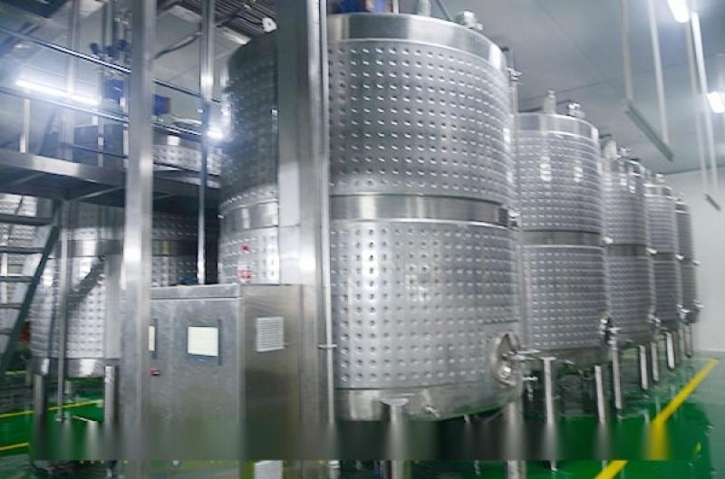 玻璃瓶小型黄 灌装生产线 黄 酿 设备 科信提供黄 酿 技术