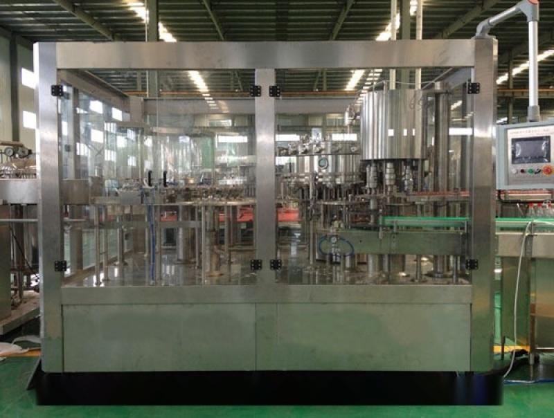 啤 发酵系统 易拉罐啤 生产线 科信330ml啤 灌装机