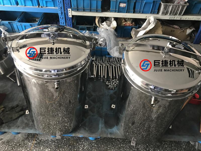 奶桶 桶食品桶周转桶不锈钢卡箍密封桶发酵桶可定做