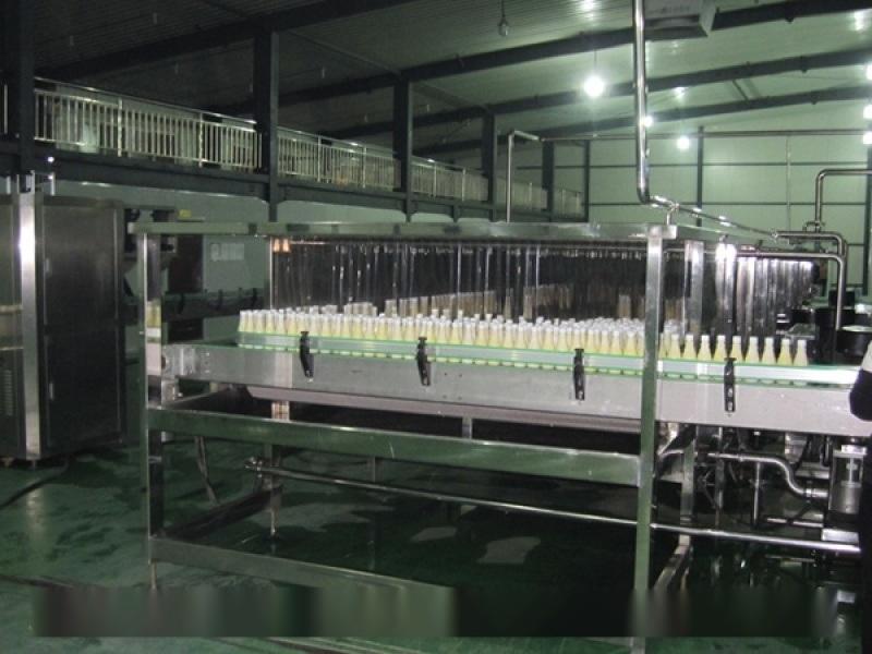 乳品饮料加工设备-中小型乳饮料生产设备
