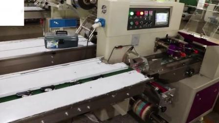 佛山厂家供应枕式包装机 日用品包装机 化妆棉包装机 欢迎咨询
