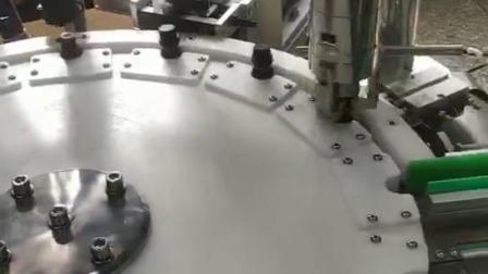 全自动精油灌装旋盖一体机