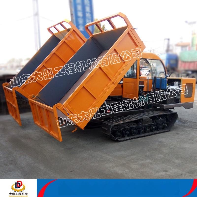 山地履带运输车 农用小型履带运输车