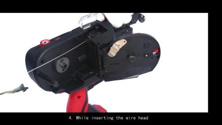 九威充电式钢筋捆扎机,建筑充电式钢筋捆扎机4-45mm,充电式钢筋捆扎机
