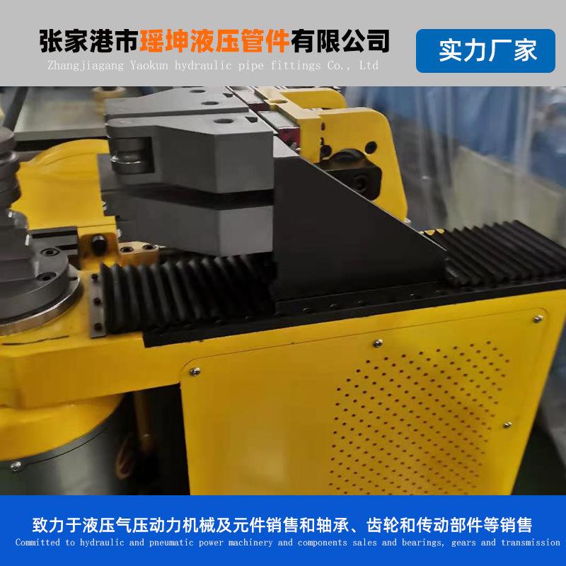 38―5A―2S弯管机 全自动弯管机