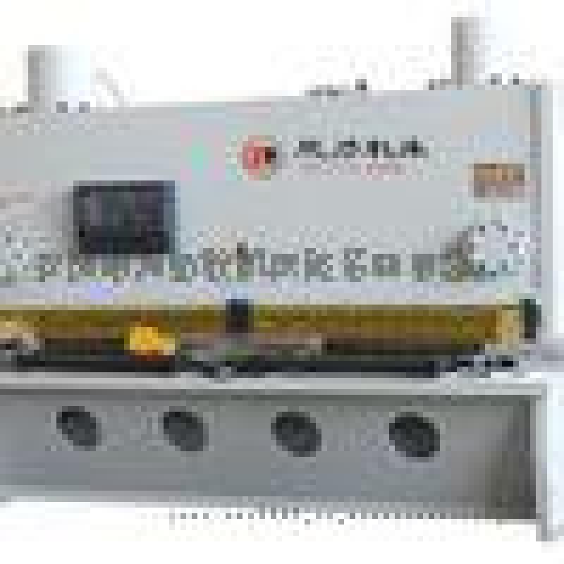 QC11K-8x2500闸式剪板机、安徽省三力机床