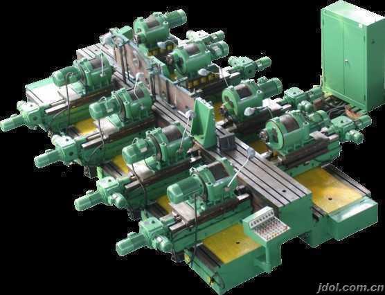 煤矿机械液压支架掩护梁镗床