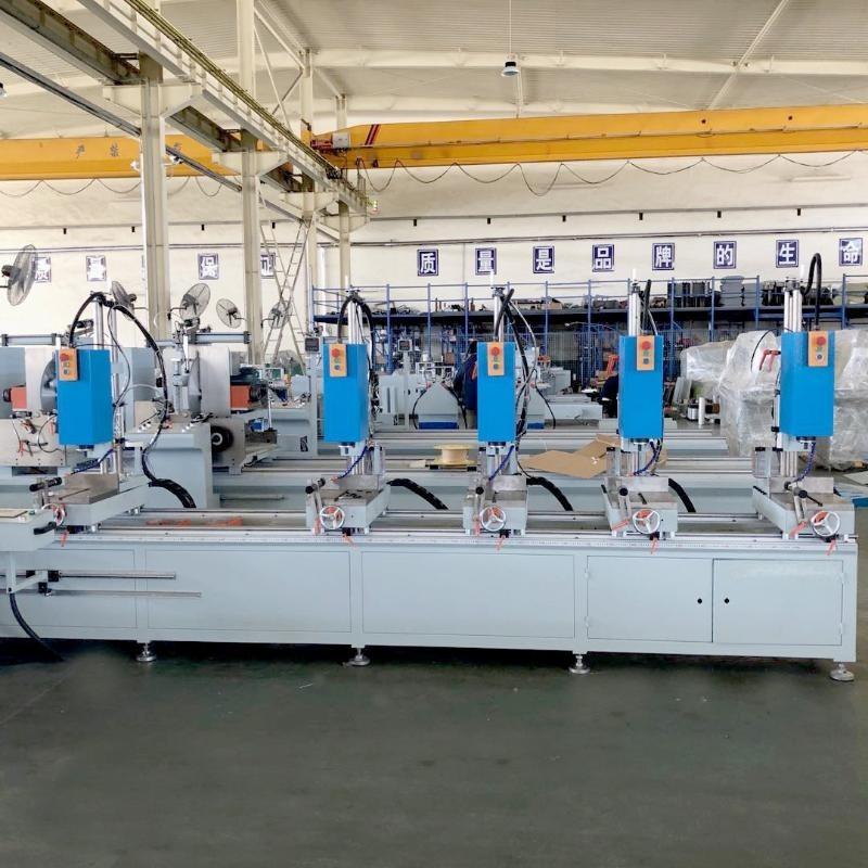上海直销铝型材多头组合钻床铝型材加工设备