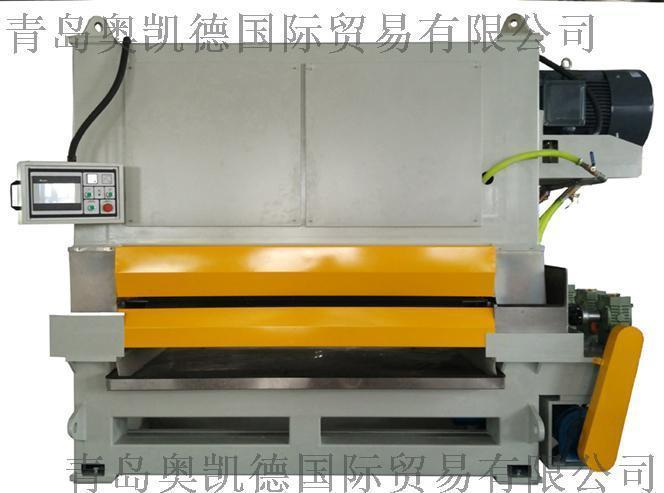 奥凯德MSD钢板除锈机