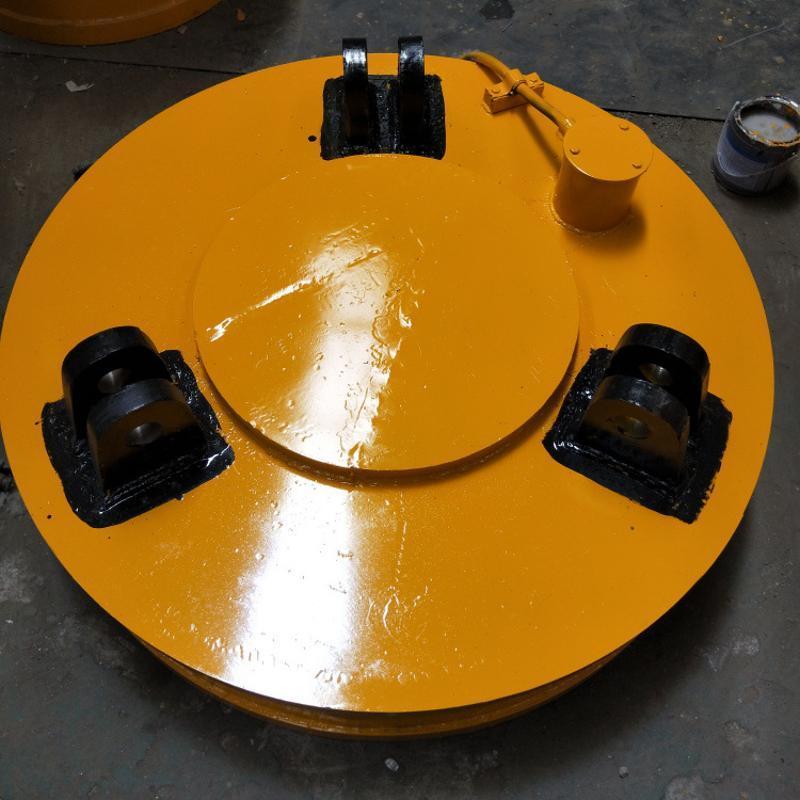 电磁吸盘厂家直销 强磁电磁吸盘 φ1.65米电磁铁