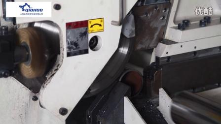 2020全新管件加工设备: 切断倒角缩管自动钻孔