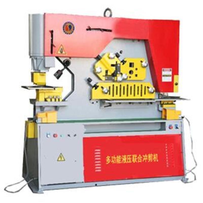 液压联合冲剪机,剪板机、折弯机、三力机床