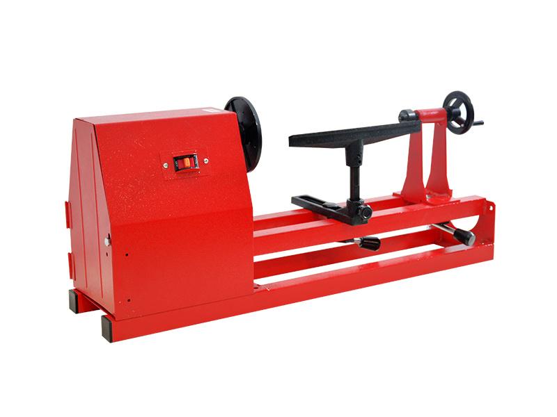 厂家直营350W卧式木工迷你车床机床MCS500