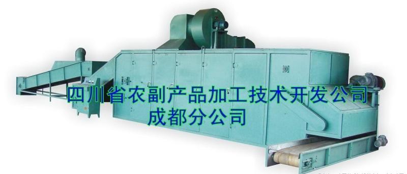 火姜烘干生产线,火姜脱水烘干机