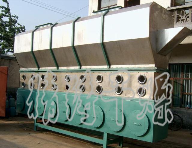 常州精铸干燥厂家专业生产XF系列卧式沸腾干燥机 高效低能