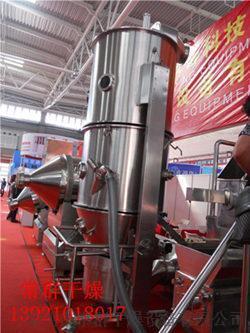 FLP型沸腾制粒(丸)机 常州常群沸腾干燥机