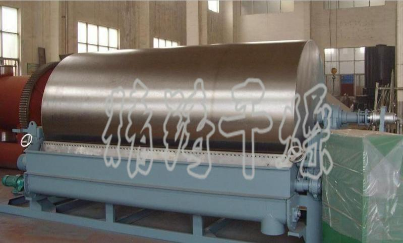 专业生产   滚筒刮板塑料干燥机 单滚筒双滚筒干燥设备