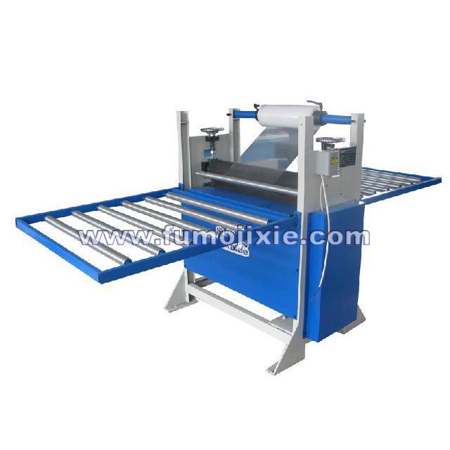 1300铝板自动覆膜机