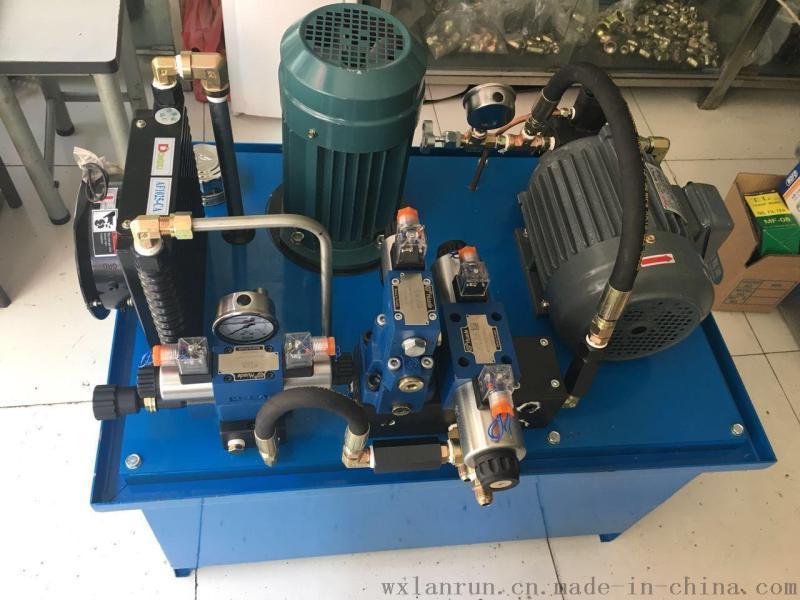 无锡蓝润数控液压站 大型数控液压站 大型机械液压站