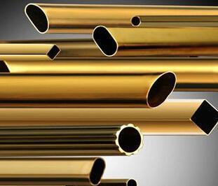 结晶器铜管海黄铜管