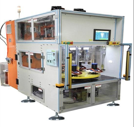 中小型电机绕组制造设备 全自动立式多工位绕线机