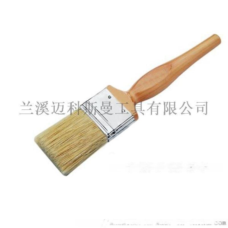 油漆刷 各种型号木柄油漆刷 刷子