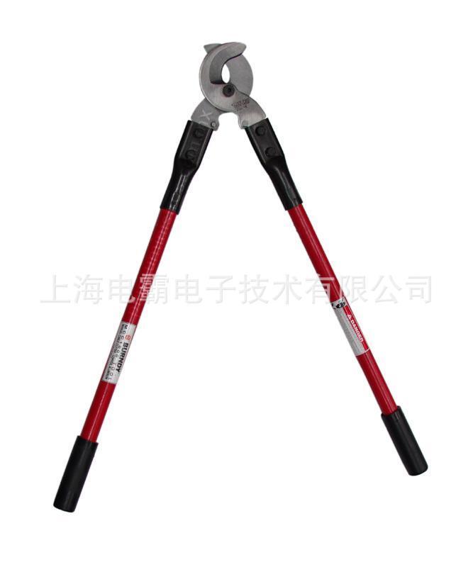 MCC美国奔迪手动断线钳剪线钳-铜线/铝线RCC566