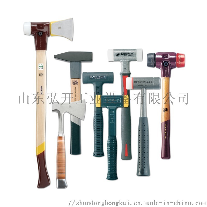 无反弹锤 德国HALDER原装 软面锤 橡胶锤
