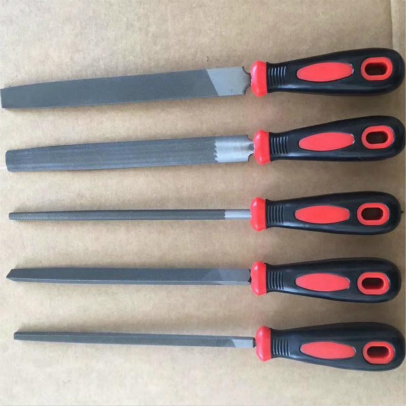 供应T12高品质钢锉 扁锉 圆锉 半圆锉 三角锉