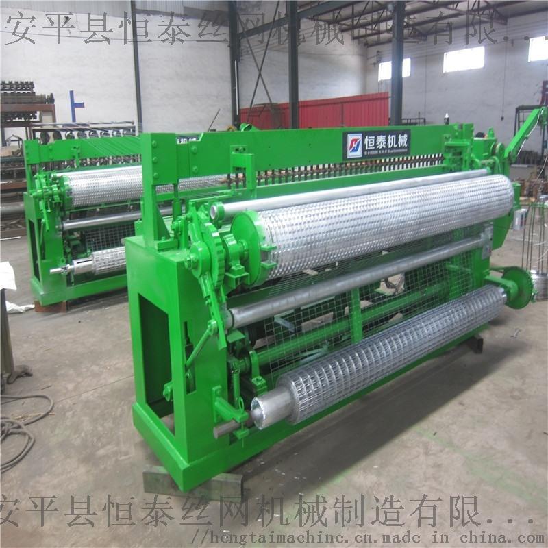 厂家一米五宽圈玉米网电焊网机