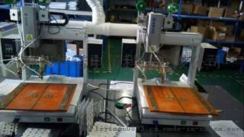 苏州控诺双头自动焊锡机
