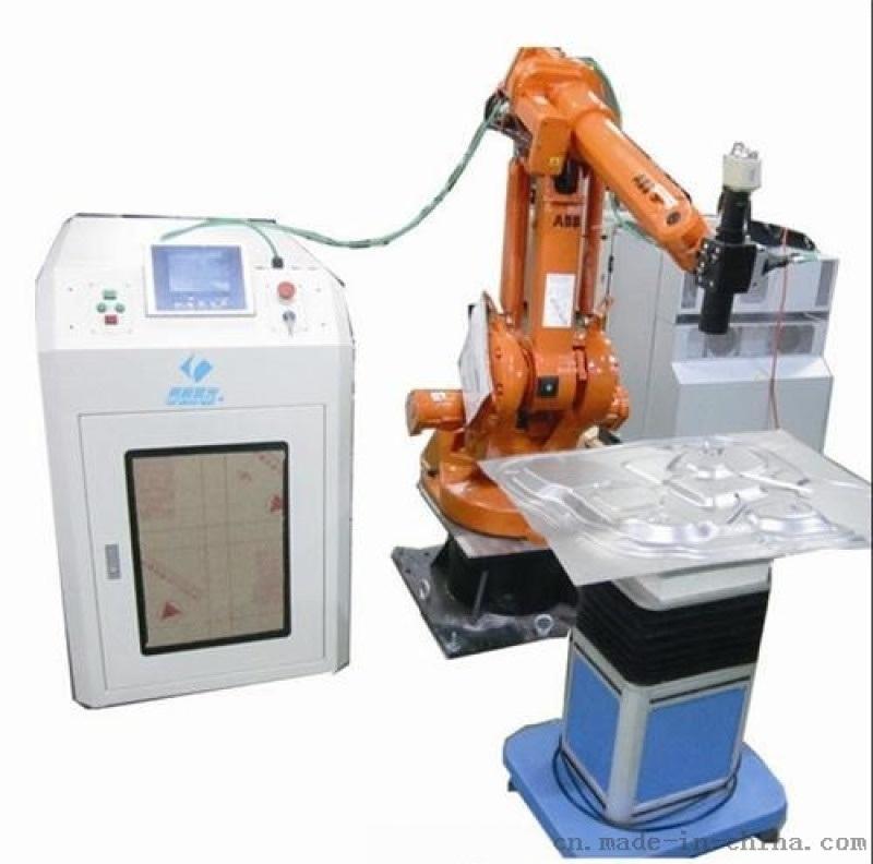 广东360度旋转机械手全自动激光焊接机