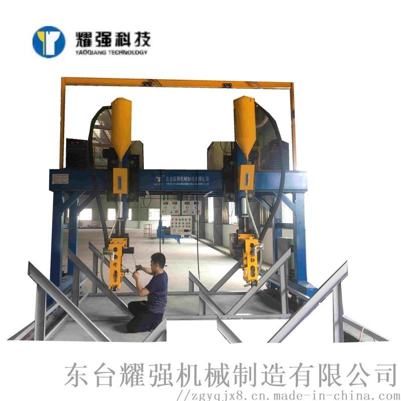 钢结构自动生产线 LHA-4000型 龙门焊 埋弧焊接机
