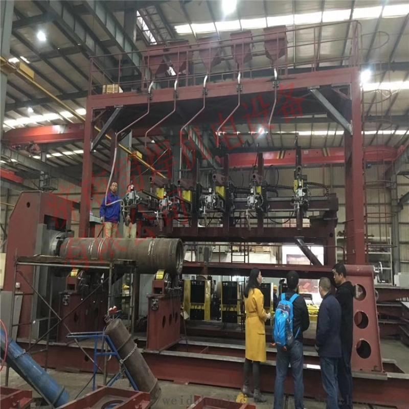 轧辊堆焊设备 滚筒堆焊修复设备