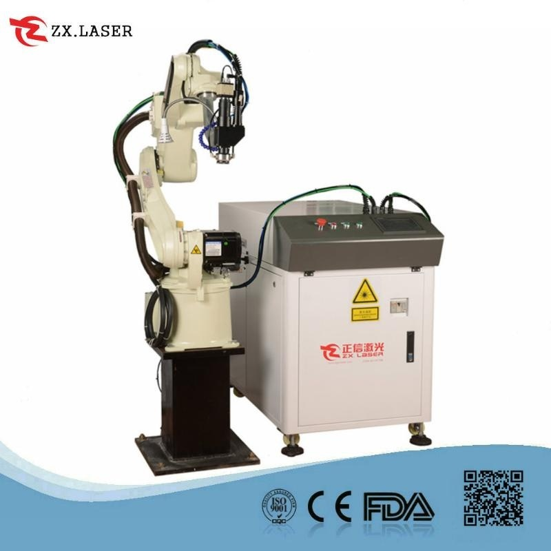 铝合金门窗大功率连续激光焊接机 机械手自动焊接机