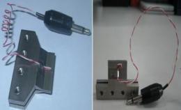 钛合金高硬热压头焊接咀