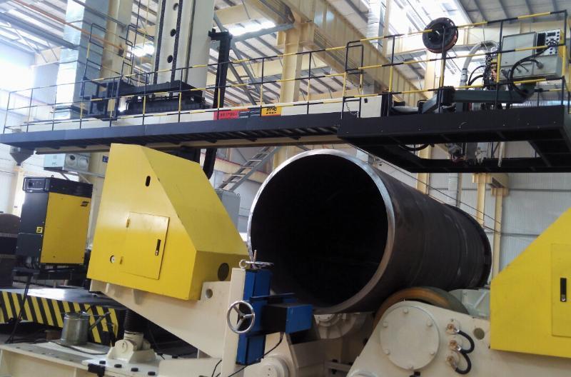 窄间隙埋弧自动焊接设备