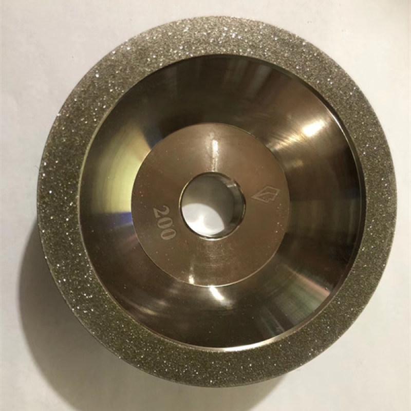 电镀金刚石11C9碗型砂轮