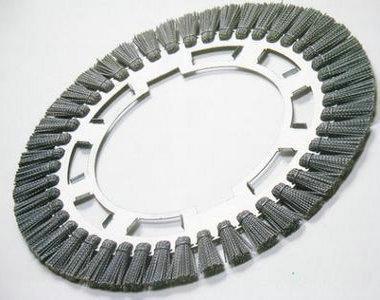 厂家生产批发各种规格咬合形刷片
