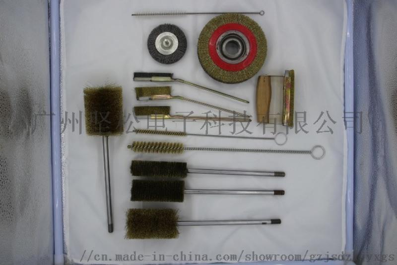 定制非标钢丝刷钢丝轮铜刷