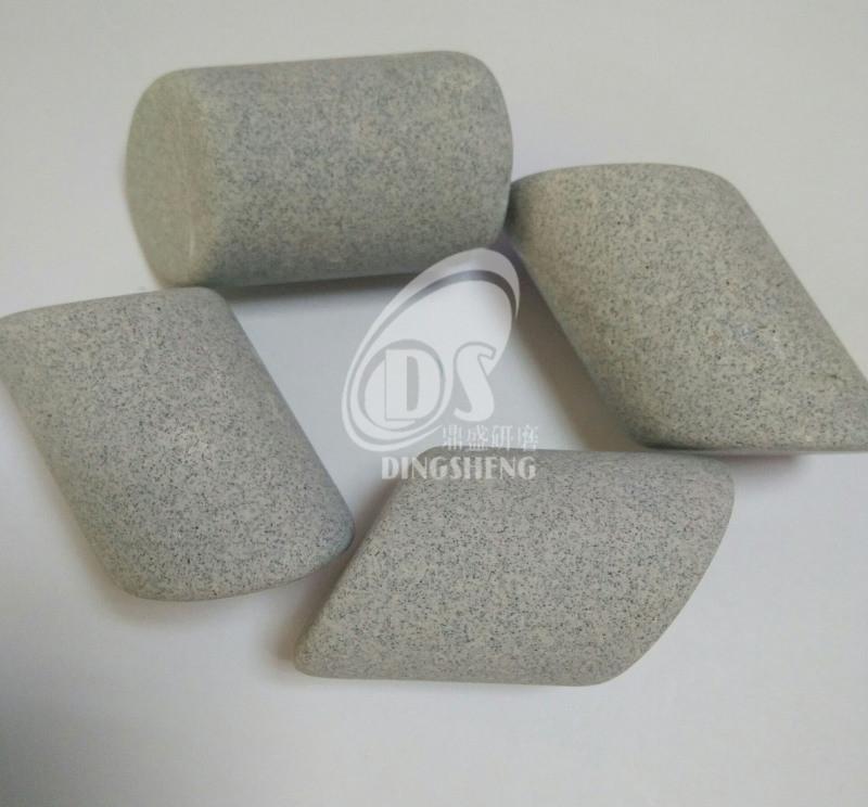 不锈钢钢铁件研磨抛光石 深圳市鼎盛研磨研磨抛光石