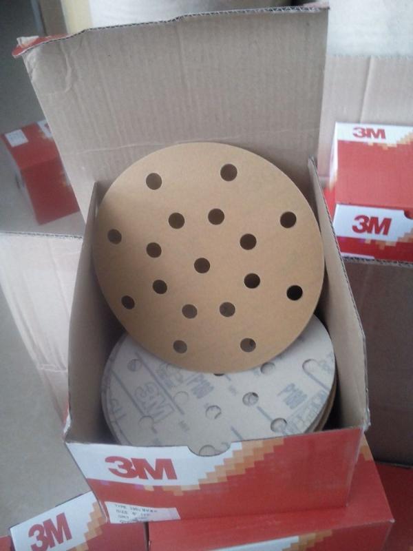 3M236U砂纸代理3M236U5寸6寸砂纸代理
